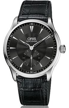 Oris Artelier Hand Winding, Small Second 01 396 7580 4054-07 5 21 06 watch