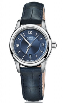 Oris Classic Date Ladies watch, model number - 0156176504035-0751485, discount price of £540.00 from The Watch Source