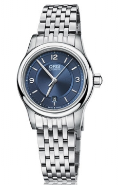 Oris Classic Date Ladies watch, model number - 0156176504035-0781461, discount price of £595.00 from The Watch Source