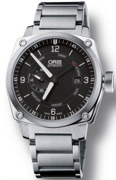 Oris BC4 Small Second, Pointer Day Mens watch, model number - 0164576174174-0782258, discount price of £1,160.00 from The Watch Source