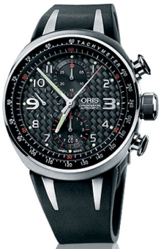 Oris TT3 Chronograph Mens watch, model number - 0167475877264-0742802T, discount price of £1,645.00 from The Watch Source