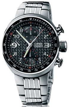 Oris TT3 Chronograph Mens watch, model number - 0167475877264-0782870, discount price of £1,720.00 from The Watch Source