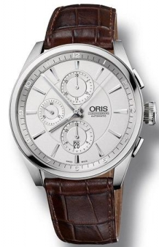 Oris Artix Chronograph Mens watch, model number - 0167476444051-0752280FC, discount price of £1,800.00 from The Watch Source