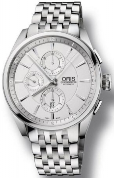 Oris Artix Chronograph Mens watch, model number - 0167476444051-0782280, discount price of £1,860.00 from The Watch Source