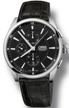 Oris Artix Chronograph Mens watch, model number - 0167476444054-0752281FC, discount price of £1,800.00 from The Watch Source