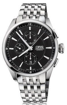 Oris Artix Chronograph Mens watch, model number - 0167476444054-0782280, discount price of £1,860.00 from The Watch Source