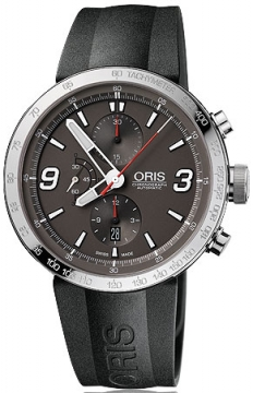 Oris TT1 Chronograph Mens watch, model number - 0167476594163-0742506, discount price of £1,565.00 from The Watch Source