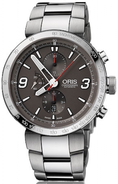 Oris TT1 Chronograph Mens watch, model number - 0167476594163-0782510, discount price of £1,620.00 from The Watch Source