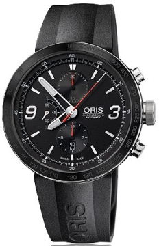 Oris TT1 Chronograph Mens watch, model number - 0167476594174-0742506, discount price of £1,565.00 from The Watch Source
