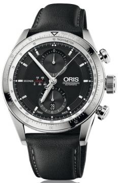Oris Artix GT Chronograph 44mm Mens watch, model number - 0167476614174-0752282FC, discount price of £1,810.00 from The Watch Source