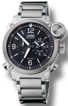 Oris BC4 Flight Timer Mens watch, model number - 0169076154164-0782258, discount price of £2,065.00 from The Watch Source