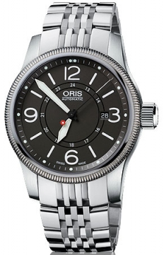 Oris Swiss Hunter Team PS Edition Mens watch, model number - 0173376294063-Set MB, discount price of £860.00 from The Watch Source