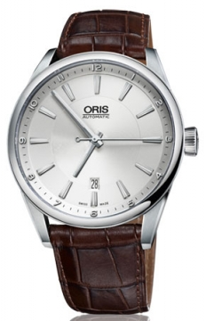 Oris Artix Date Mens watch, model number - 0173376424031-0752180FC, discount price of £800.00 from The Watch Source