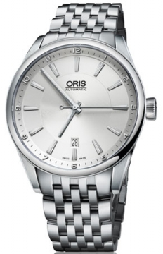 Oris Artix Date Mens watch, model number - 0173376424031-0782180, discount price of £860.00 from The Watch Source