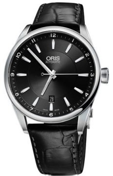 Oris Artix Date Mens watch, model number - 0173376424034-0752181FC, discount price of £800.00 from The Watch Source
