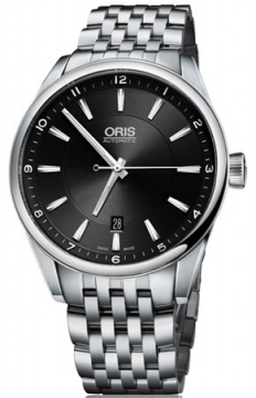 Oris Artix Date Mens watch, model number - 0173376424034-0782180, discount price of £860.00 from The Watch Source