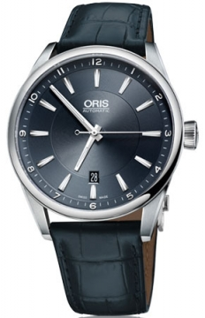 Oris Artix Date Mens watch, model number - 0173376424035-0752185FC, discount price of £800.00 from The Watch Source