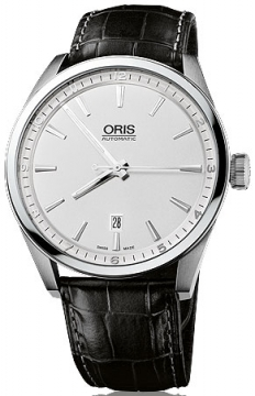 Oris Artix Date Mens watch, model number - 0173376424051-0752181FC, discount price of £800.00 from The Watch Source