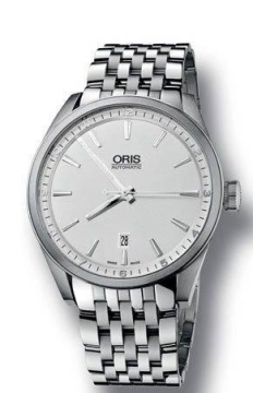 Oris Artix Date Mens watch, model number - 0173376424051-0782180, discount price of £860.00 from The Watch Source