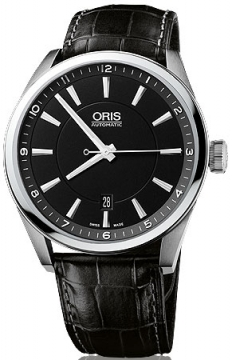 Oris Artix Date Mens watch, model number - 0173376424054-0752181FC, discount price of £795.00 from The Watch Source