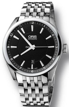 Oris Artix Date Mens watch, model number - 0173376424054-0782180, discount price of £860.00 from The Watch Source