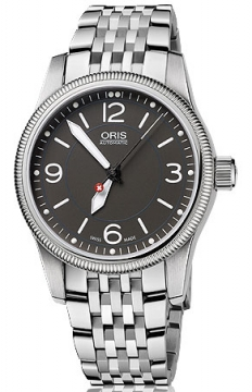 Oris Swiss Hunter Team PS Edition Mens watch, model number - 0173376494063-Set MB, discount price of £940.00 from The Watch Source