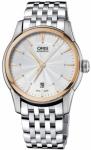 Oris Artelier Date 40mm 01 733 7670 6351-07 8 21 77 watch