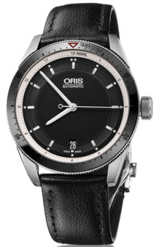 Oris Artix GT Date 37mm Midsize watch, model number - 0173376714154-0751882FC, discount price of £965.00 from The Watch Source