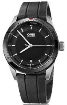 Oris Artix GT Date 37mm Midsize watch, model number - 0173376714434-0741820FC, discount price of £1,045.00 from The Watch Source