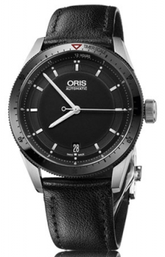 Oris Artix GT Date 37mm Midsize watch, model number - 0173376714434-0751882FC, discount price of £1,045.00 from The Watch Source