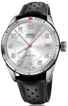 Oris Artix GT Date 37mm Midsize watch, model number - 0173376714461-0751887FC, discount price of £1,025.00 from The Watch Source