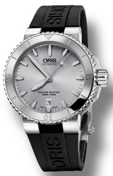 Oris Aquis Date 43mm Mens watch, model number - 0173376764141-0742134, discount price of £900.00 from The Watch Source