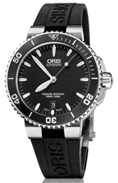 Oris Aquis Date 43mm Mens watch, model number - 0173376764154-0742134, discount price of £900.00 from The Watch Source