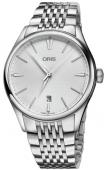 Oris Artelier Date 40mm 01 733 7721 4051-07 8 21 79 watch