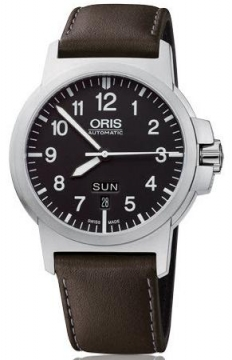 Oris BC3 Advanced, Day Date 42mm Mens watch, model number - 0173576414164-0752255, discount price of £735.00 from The Watch Source