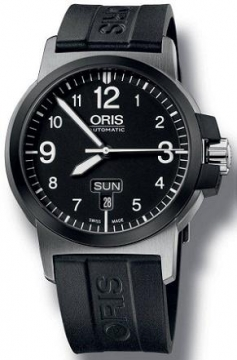 Oris BC3 Advanced, Day Date 42mm Mens watch, model number - 0173576414364-0742205, discount price of £735.00 from The Watch Source