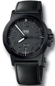 Oris BC3 Advanced, Day Date 42mm Mens watch, model number - 0173576414764-0752256B, discount price of £735.00 from The Watch Source