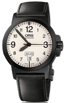 Oris BC3 Advanced, Day Date 42mm Mens watch, model number - 0173576414766-0752256B, discount price of £775.00 from The Watch Source
