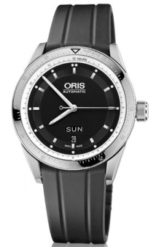Oris Artix GT Day Date 42mm Mens watch, model number - 0173576624174-0742120FC, discount price of £965.00 from The Watch Source