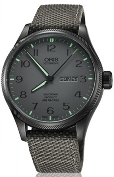 Oris Air Racing Edition IV Mens watch, model number - 0173576984783-Set, discount price of £940.00 from The Watch Source