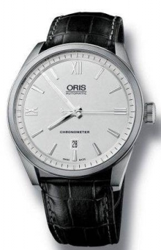 Oris Artix Chronometer, Date Mens watch, model number - 0173776424071-0752181FC, discount price of £937.00 from The Watch Source