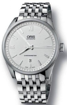 Oris Artix Chronometer, Date Mens watch, model number - 0173776424071-0782180, discount price of £1,080.00 from The Watch Source