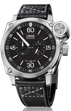 Oris BC4 Der Meisterflieger Mens watch, model number - 0174976324194-Set LS, discount price of £1,350.00 from The Watch Source