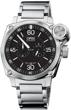 Oris BC4 Der Meisterflieger Mens watch, model number - 0174976324194-Set MB, discount price of £1,410.00 from The Watch Source