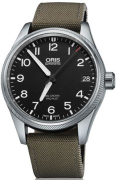 Oris Big Crown ProPilot Date 41mm 01 751 7697 4164-07 5 20 14FC watch