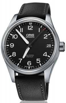 Oris Big Crown ProPilot Date 41mm 01 751 7697 4164-07 5 20 19FC watch