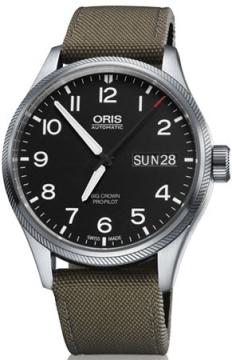 Oris Big Crown ProPilot Day Date 45mm 01 752 7698 4164-07 5 22 14FC watch