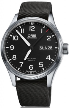 Oris Big Crown ProPilot Day Date 45mm 01 752 7698 4164-07 5 22 15FC watch