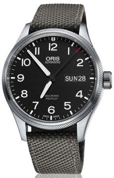 Oris Big Crown ProPilot Day Date 45mm 01 752 7698 4164-07 5 22 17FC watch