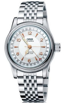 Oris Big Crown Original Pointer Date 40mm Mens watch, model number - 0175475434061-0782061, discount price of £590.00 from The Watch Source